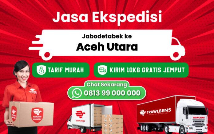 Ekspedisi Jakarta Aceh Utara