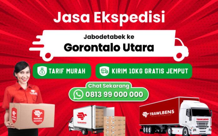 Ekspedisi Jakarta Gorontalo Utara